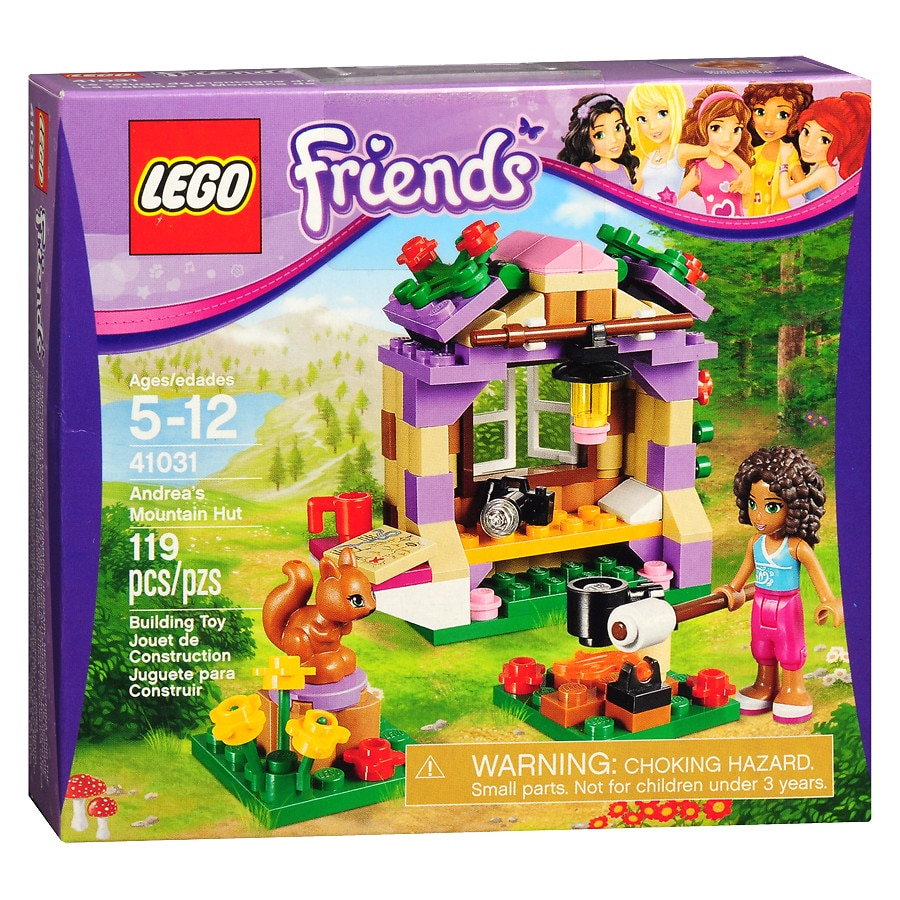 Lego Friends Minifigure Figure As Shown In Picture 100/% Lego USA Seller  FR#6