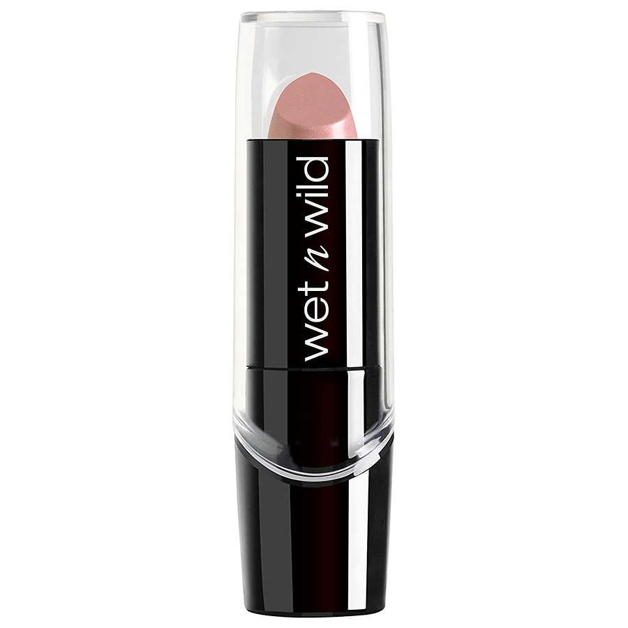 Wet N Wild Silk Finish Lipstick A Short Affair Walgreens
