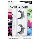 Wet n Wild Eyelashes & Glue Shutter Shock