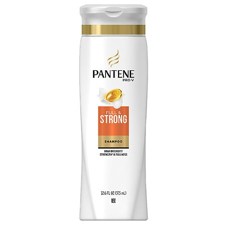 Pantene Pro-V Full & Strong Body Building Shampoo - 12.6 oz.