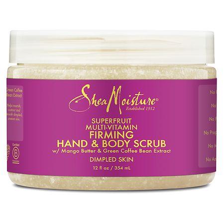 Image of SheaMoisture Hand & Body Scrub Super Fruit - 12 oz.