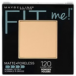 Maybelline Fit Me Matte + Poreless Powder Makeup Classic Ivory