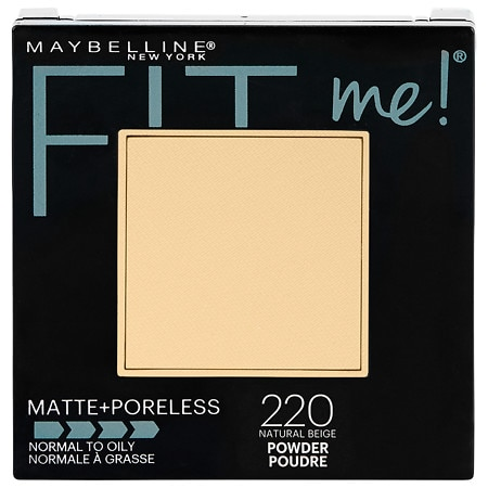 Maybelline Fit Me Matte + Poreless Powder Makeup - 0.29 oz.