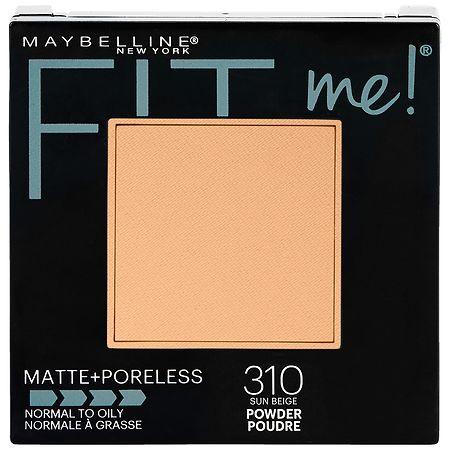 Maybelline Fit Me Matte + Poreless Powder Makeup - 0.29 oz.