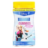 Disney Frozen Complete Children's Multi-Vitamin Gummies
