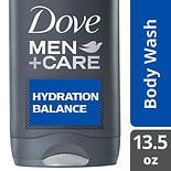 Dove Men+Care Body Wash Hydration Balance