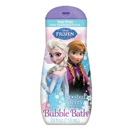 Disney Frozen Bubble Bath Frosted Berry - 24 fl oz