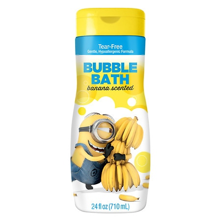 Despicable Me Bubble Bath Banana - 24