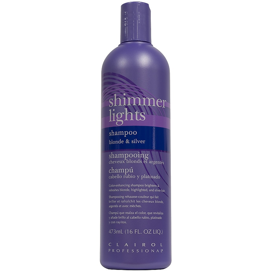 pin r h t s i c conditioner o a shimmer and lighting u shampoo p d lights