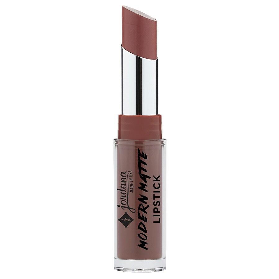 Jordana 2015 Modern Matte Lipstick Collection | makeup