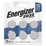 Energizer Battery CR 2032