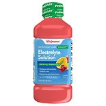 Walgreens Pediatric Electrolyte Oral Maintenance Solution Cherry Punch