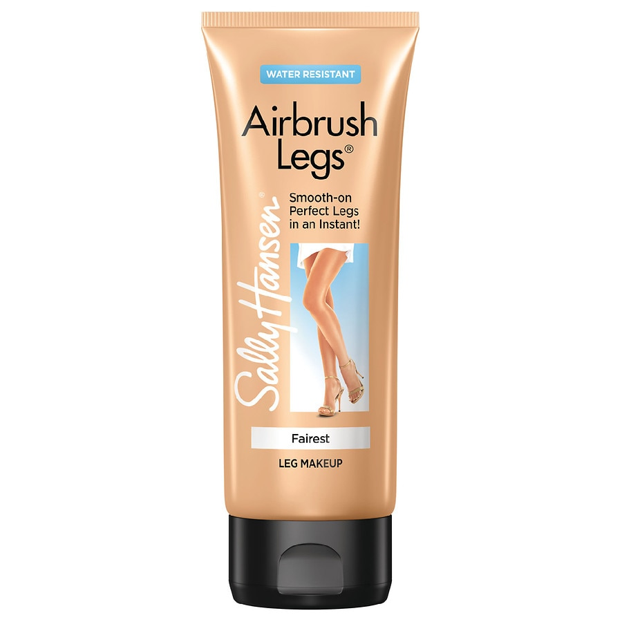 Sally Hansen Airbrush Legs Leg Makeup Shade Extension Fairest