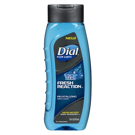 dial for men body wash fresh reaction sub zero walgreens. Black Bedroom Furniture Sets. Home Design Ideas