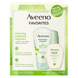 Aveeno Active Naturals Positively Radiant Scrub/ Moisturizer