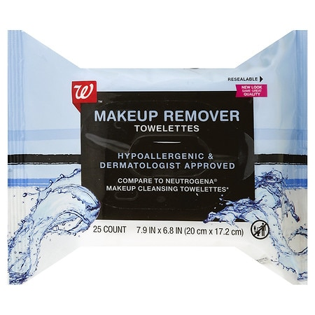 Studio 35 Makeup Remover Cleansing Towelettes - 25 ea