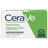 CeraVe Hydrating Cleansing Bar for Normal to Dry Skin