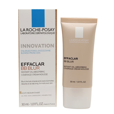La Roche-Posay Effaclar BB Blur Makeup Cream Oil Free with SPF 20 - 1.01 oz.