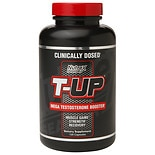Nutrex Research T-Up Testosterone Booster, Capsules