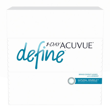 1-Day Acuvue Define Natural Sparkle 90 pack