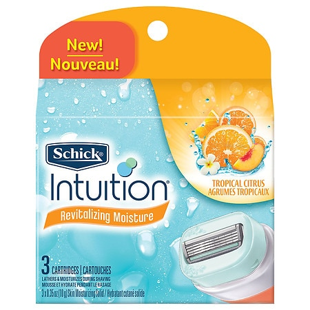 schick intuition how to clean