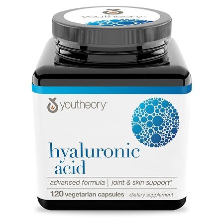 Youtheory Hyaluronic Acid Advanced Formula Joint Cushioning, Tablets - 120 ea