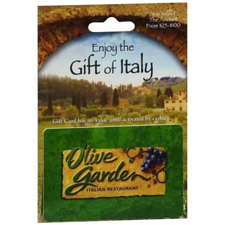 Olive garden non denominational gift card walgreens - Olive garden gift card at red lobster ...