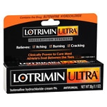 Lotrimin Ultra Antifungal Athletes Foot Cream