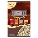 Hershey's Nuggets Bag Milk Chocolate