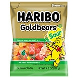 Haribo Sour Gold Bears Gummi Candy Pineapple