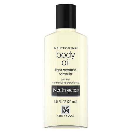 Neutrogena Light Sesame Formula Body Oil - 1 fl oz