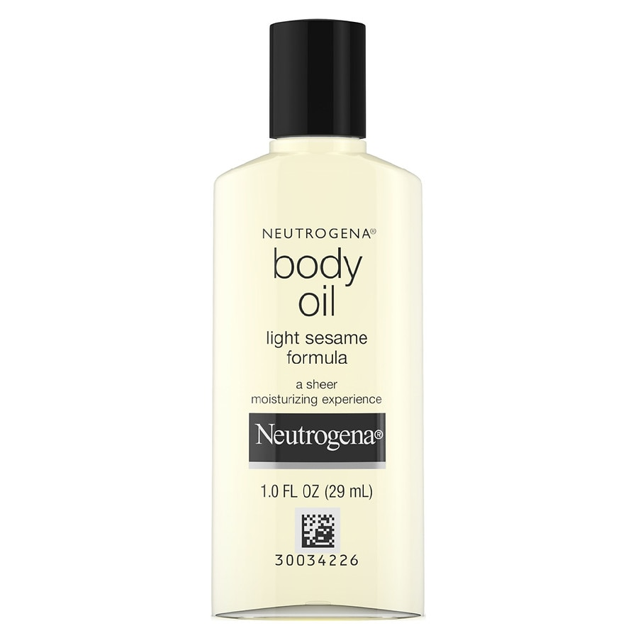 Neutrogena Light Sesame Formula Body Oil Walgreens