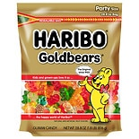 Haribo Gold Bears Gummi Candy Strawberry