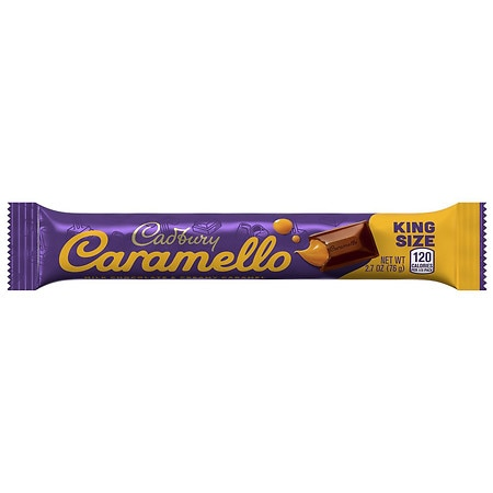 Caramello Milk Chocolate Bar King Size Caramel - 2.6 oz.
