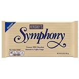 Hershey's Symphony Milk chocolate Candy Bar Almonds Toffee