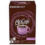 McCafe Coffee Singles K-Cup French roast