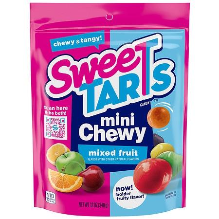 Wonka Sweetarts Mini Chewy Stand UP Bag Assorted - 12 oz.