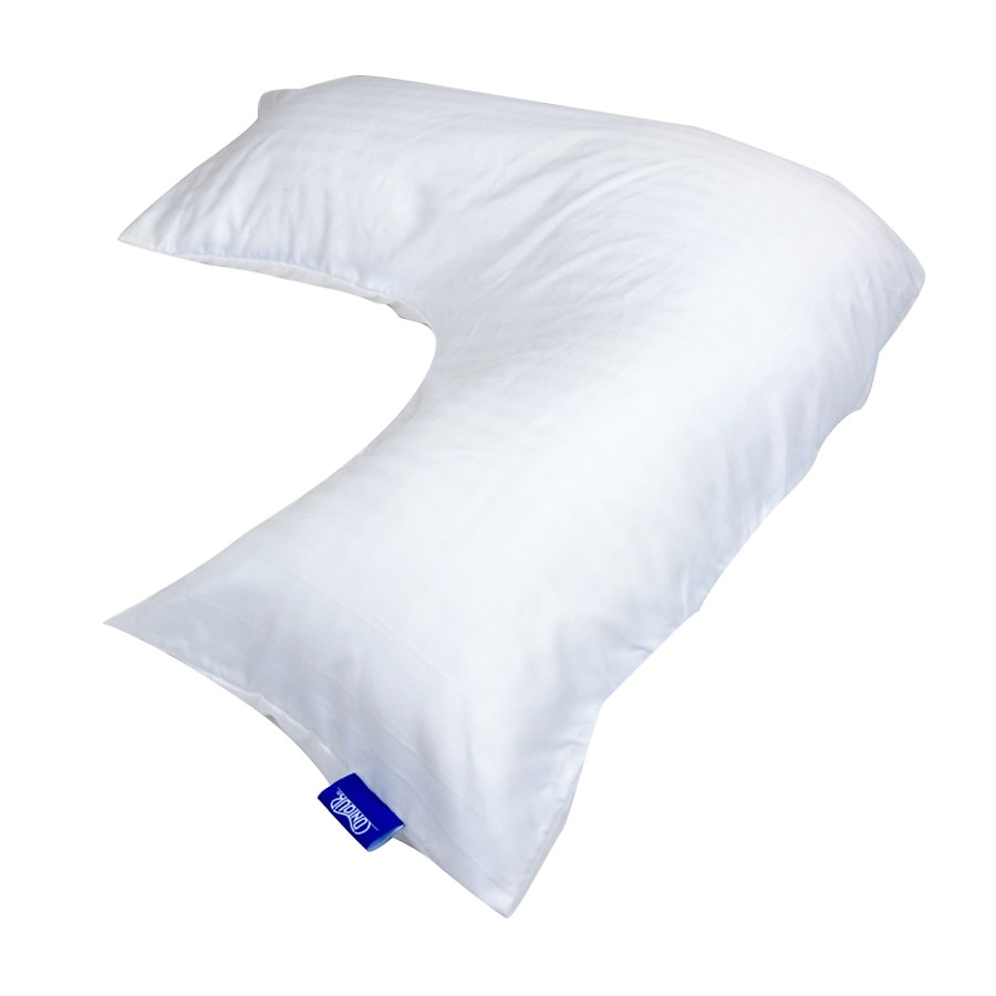 Contour Products L Pillow Accessory Cover White Walgreens
