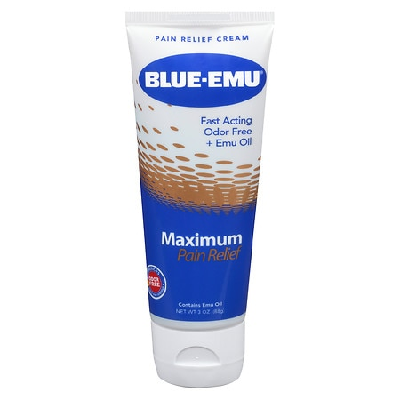 Image of Blue-Emu Maximum Arthritis Pain Relief Cream - 3 oz.
