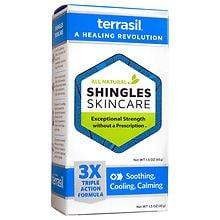 Terrasil Shingles Skincare Ointment Walgreens