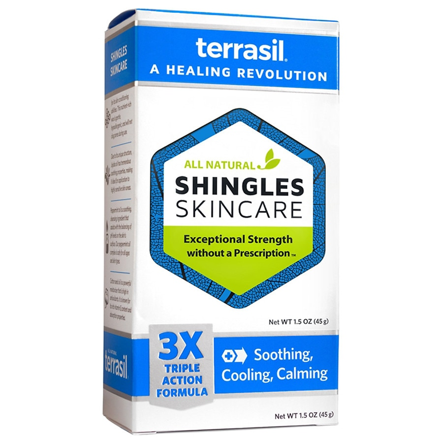 image regarding Walgreens Printable Applications known as Terrasil Shingles Skincare Ointment