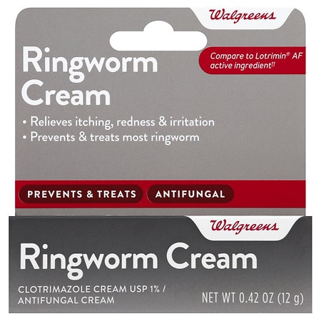 Over the counter ringworm meds