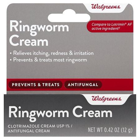 Upc 311917174129 Walgreens Clotrimazole Antifungal