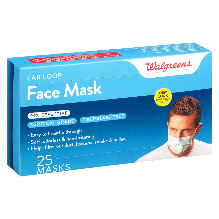 individual pack surgical mask