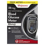 Walgreens TrueMetrix Bluetooth Blood Glucose Meter