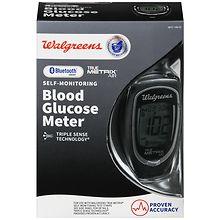 Walgreens TrueMetrix Bluetooth Blood Glucose Meter