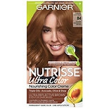 Garnier Nutrisse Ultra Color Nourishing Hair Color Creme B4 Caramel Chocolate