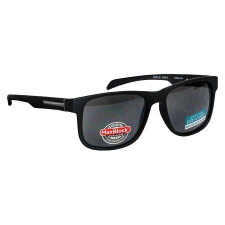 883073c800 Foster Grant Sunglasses Driver Plastic Ramble Black
