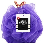 Walgreens Beauty Mesh Sponge Assorted