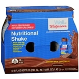 wag-Nutritional Shakes Reduced Sugar Milk Chocolate